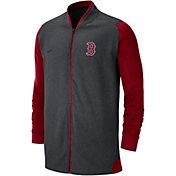 Nike Men's Boston Red Sox Dri-FIT Full-Zip Jacket