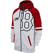 Nike Men's Boston Red Sox Full-Zip Hoodie