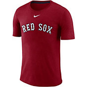 Nike Men's Boston Red Sox Tri-Blend T-Shirt