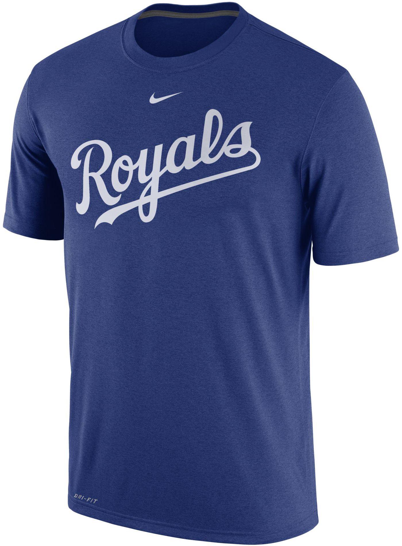 Nike Men's Kansas City Royals Dri-FIT Legend T-Shirt