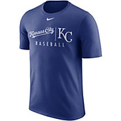 Nike Men's Kansas City Royals Practice T-Shirt
