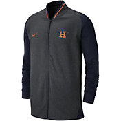 Nike Men's Houston Astros Dri-FIT Full-Zip Jacket