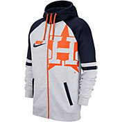 Nike Men's Houston Astros Full-Zip Hoodie