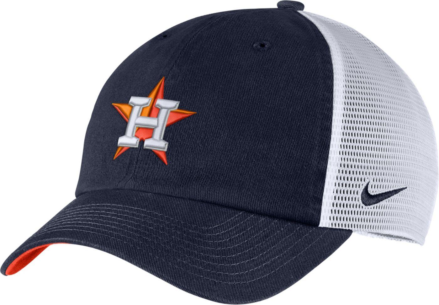 Nike Men's Houston Astros H86 Trucker Adjustable Hat
