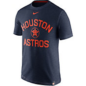 Nike Men's Houston Astros Dri-FIT Slub T-Shirt