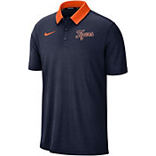 Nike Men's Detroit Tigers Breathe Polo