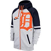 Nike Men's Detroit Tigers Full-Zip Hoodie