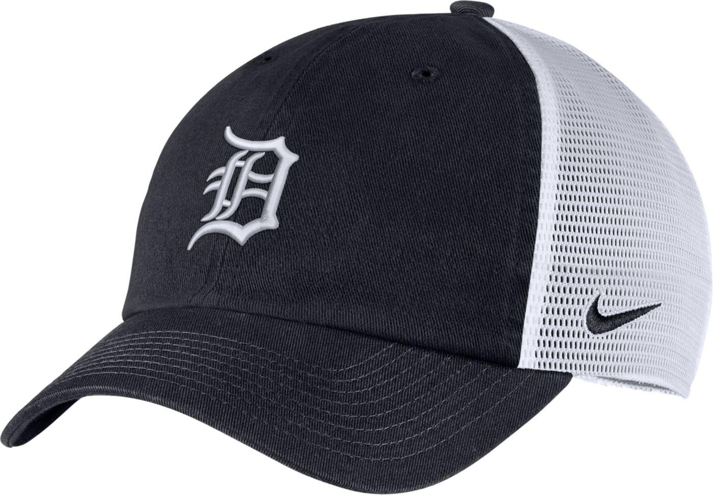 Nike Men's Detroit Tigers H86 Trucker Adjustable Hat