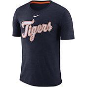 Nike Men's Detroit Tigers Tri-Blend T-Shirt