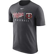 Nike Men's Minnesota Twins Practice T-Shirt