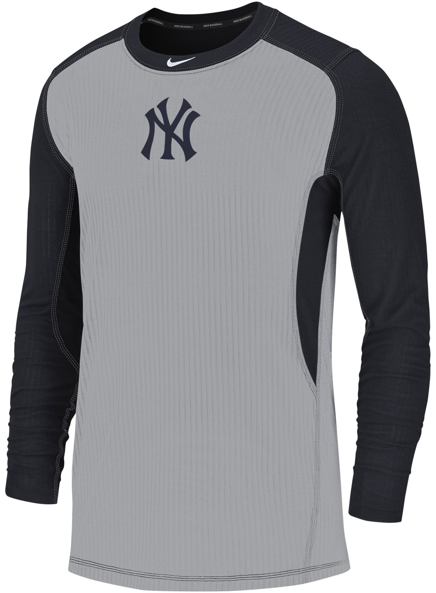 Nike Men's New York Yankees Authentic Collection Dri-FIT Long Sleeve Top