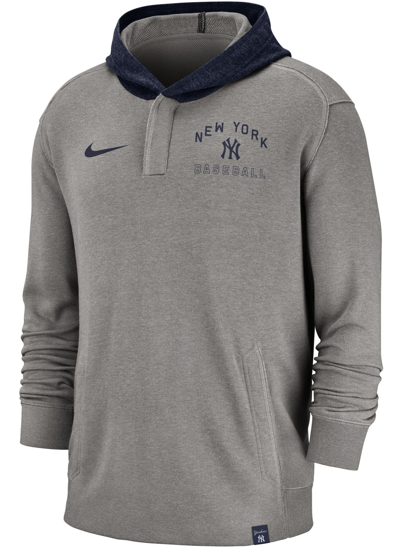 Nike Men's New York Yankees Flux Pullover Hoodie