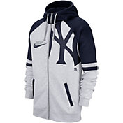 Nike Men's New York Yankees Full-Zip Hoodie