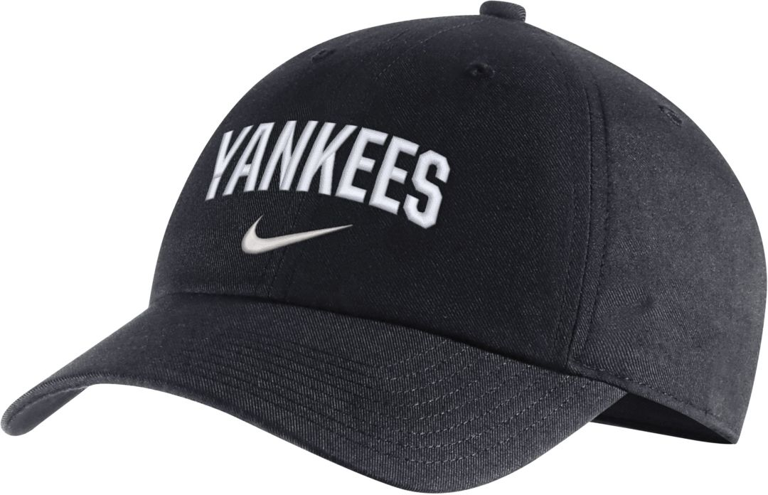 e49d7b049f752 Nike Men's New York Yankees H86 Arch Adjustable Hat | DICK'S ...