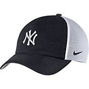 Nike Men's New York Yankees H86 Trucker Adjustable Hat