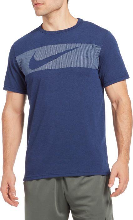 buy online e94a2 f40fe Nike Men s Hyper Dry Graphic Tee. noImageFound