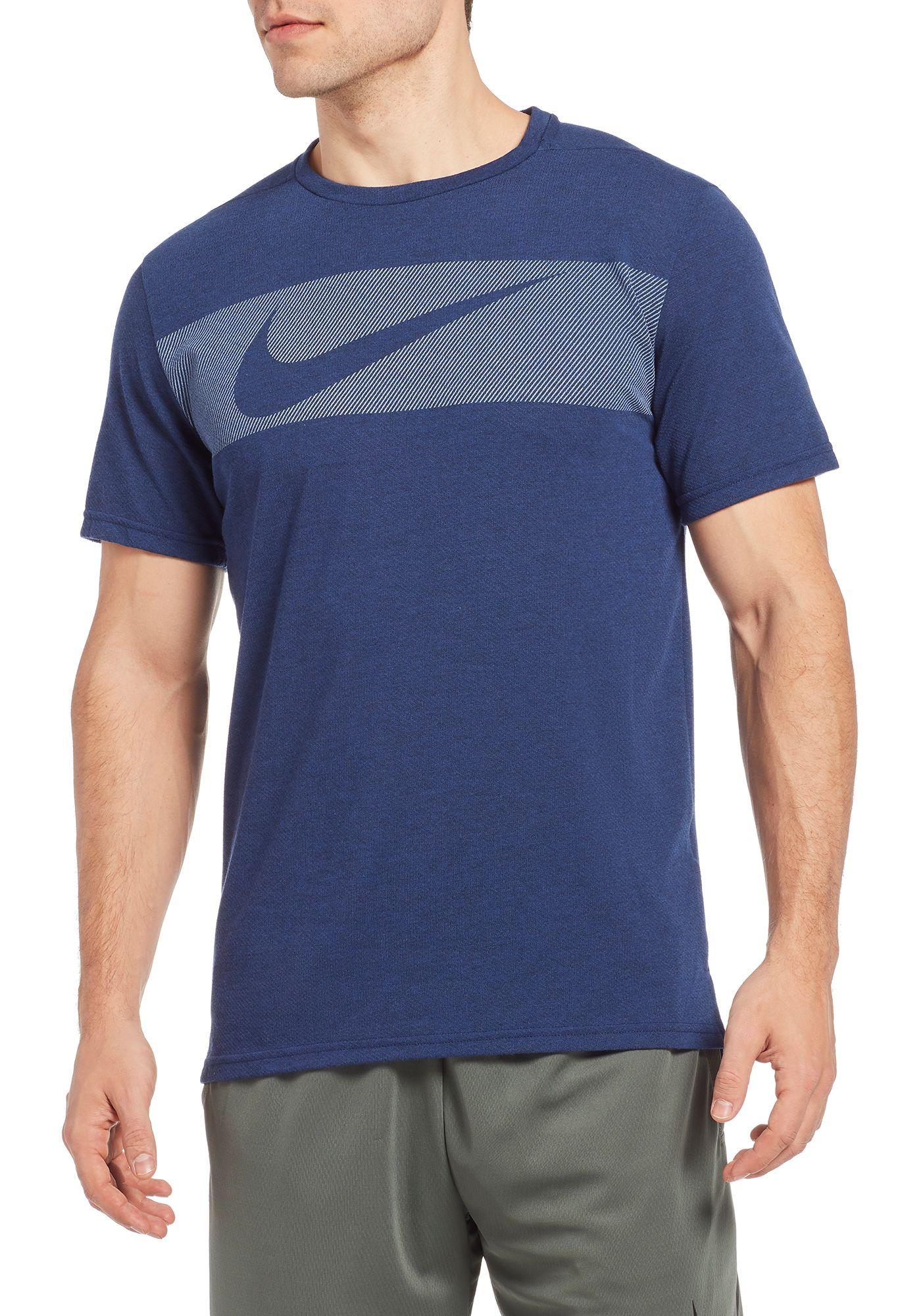 Nike Men's Hyper Dry Graphic Tee