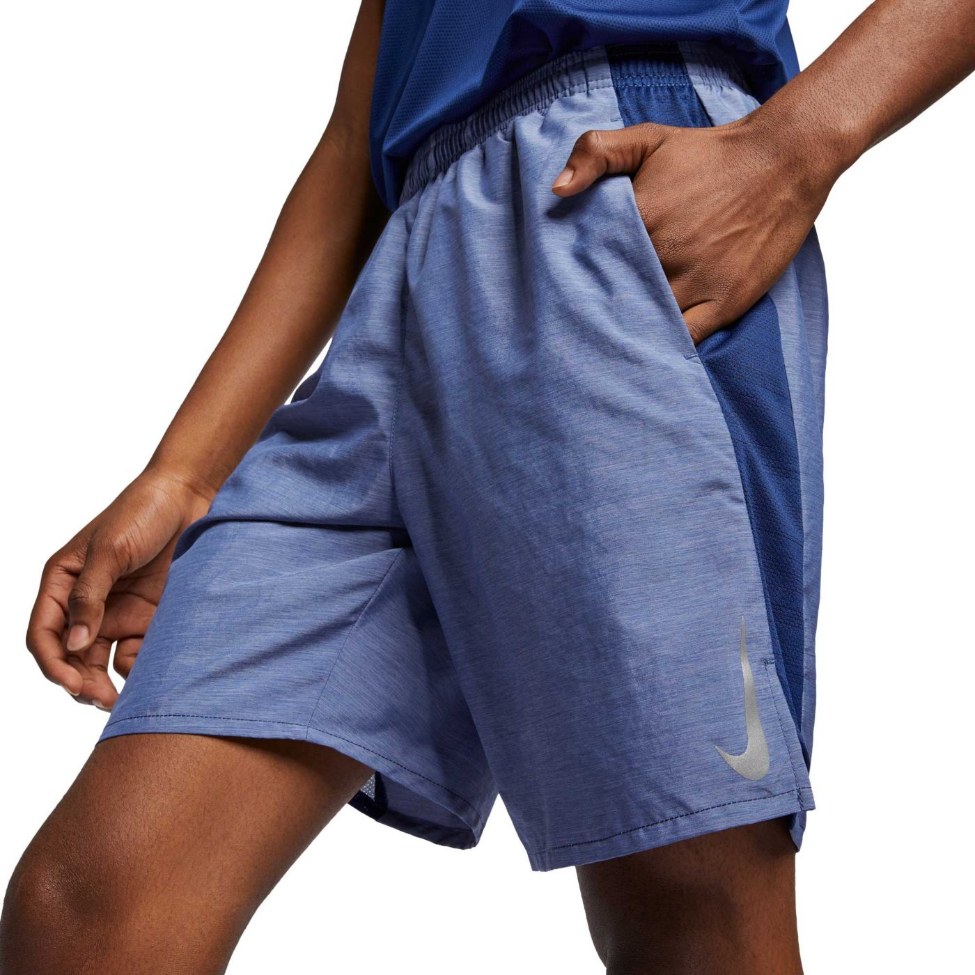 "Nike Challenger 9"" Running Shorts"
