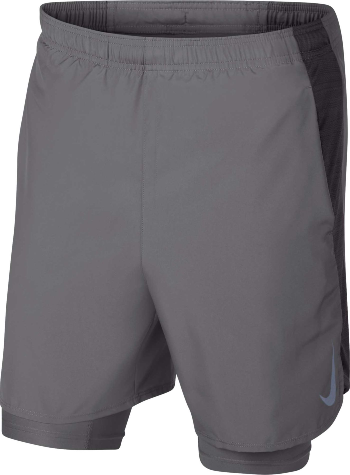 Nike Men's Dry Challenger 2-in-1 Running Shorts