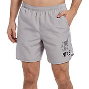 Nike Men's Dry Challenger Graphic Running Shorts