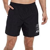 Nike Men's Dry Challenger Graphic Running Shorts