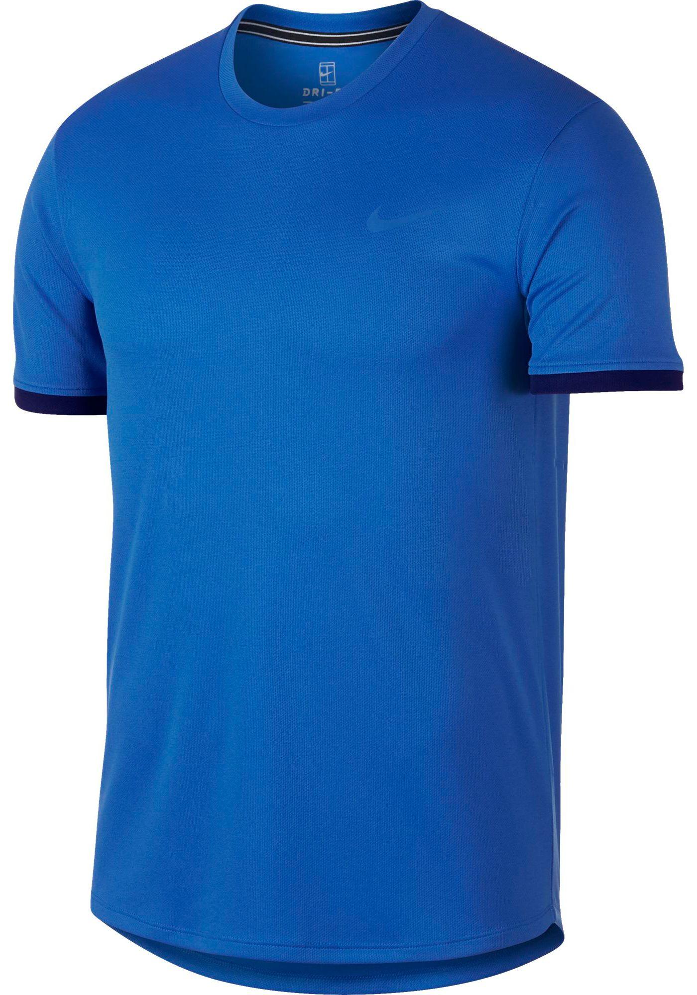Nike Men's NikeCourt Dri-FIT Tennis Shirt