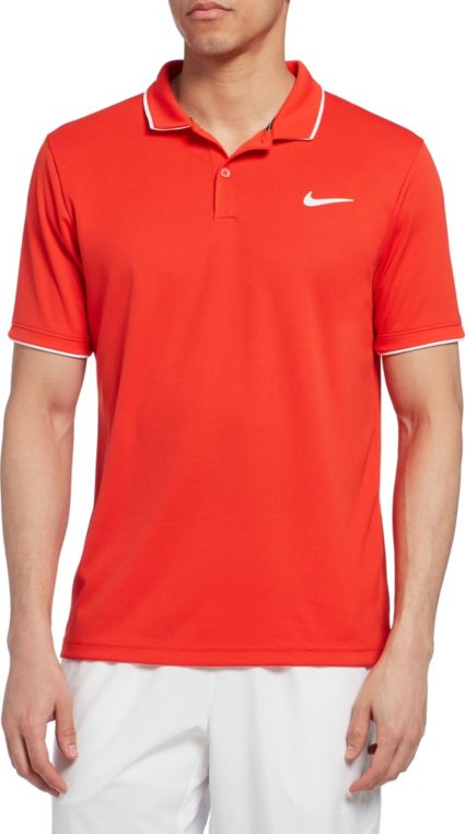 b6f96770 Nike Men's NikeCourt Dri-FIT Tennis Polo | DICK'S Sporting Goods