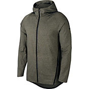Nike Men's NTK Dry Max Hooded Full Zip Jacket