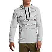 Nike Men's Dry Camo Fleece Hoodie
