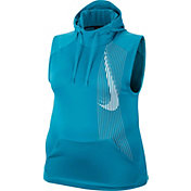 3e8a41a74a3f Nike Men s Dri-FIT Sleeveless Hoodie