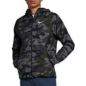 Nike Men's Dry Woven Camo Training Jacket