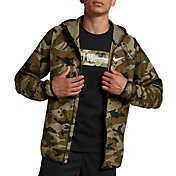 Nike Men's Dry Woven Camo Training Jacket