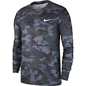 ebd54fde6b89 Product Image · Nike Men s Dry Legend Camo Long Sleeve Tee