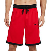 Nike Men's Dry Elite Stripe Basketball Shorts