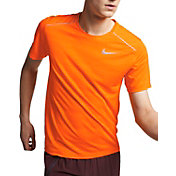 3799a8fd688007 Product Image · Nike Men s Dry Miler T-Shirt. Orange Peel Htr Rfltv ...