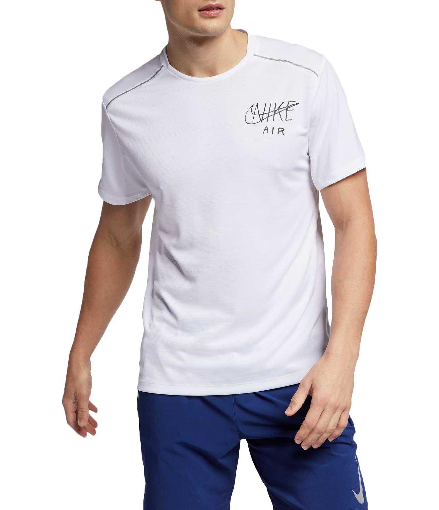 Nike Men's Dry Miler Graphic T-Shirt