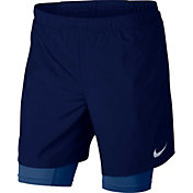 Nike Men's Dry Challenger 7'' 2-in-1 Running Shorts