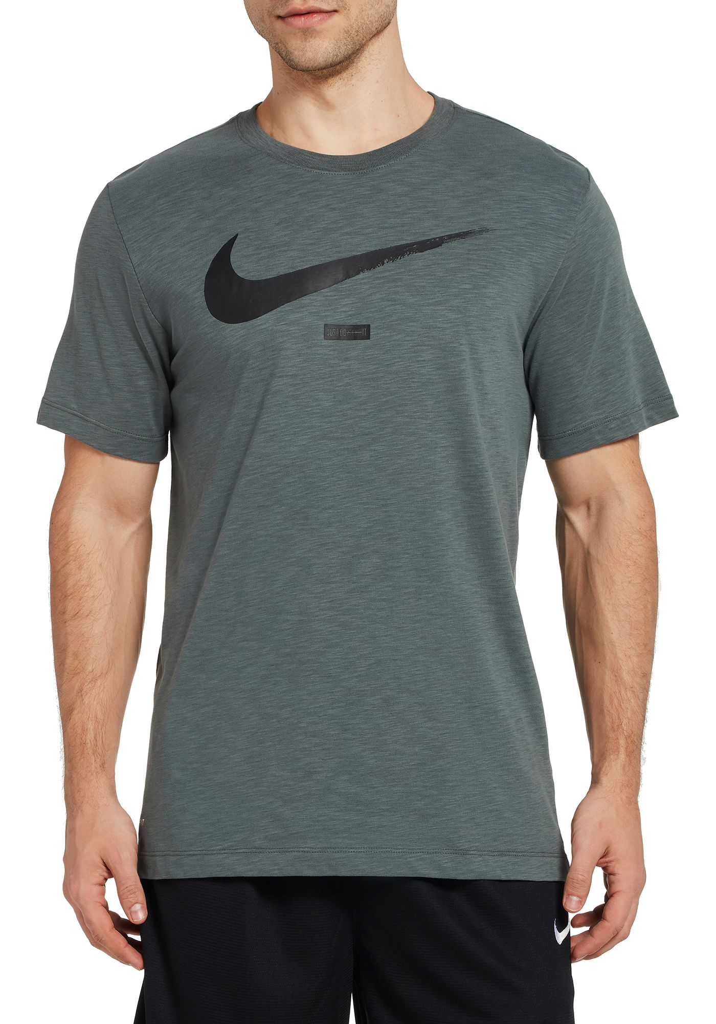 Nike Men's Dry Just Don't Quit Swoosh Graphic Tee