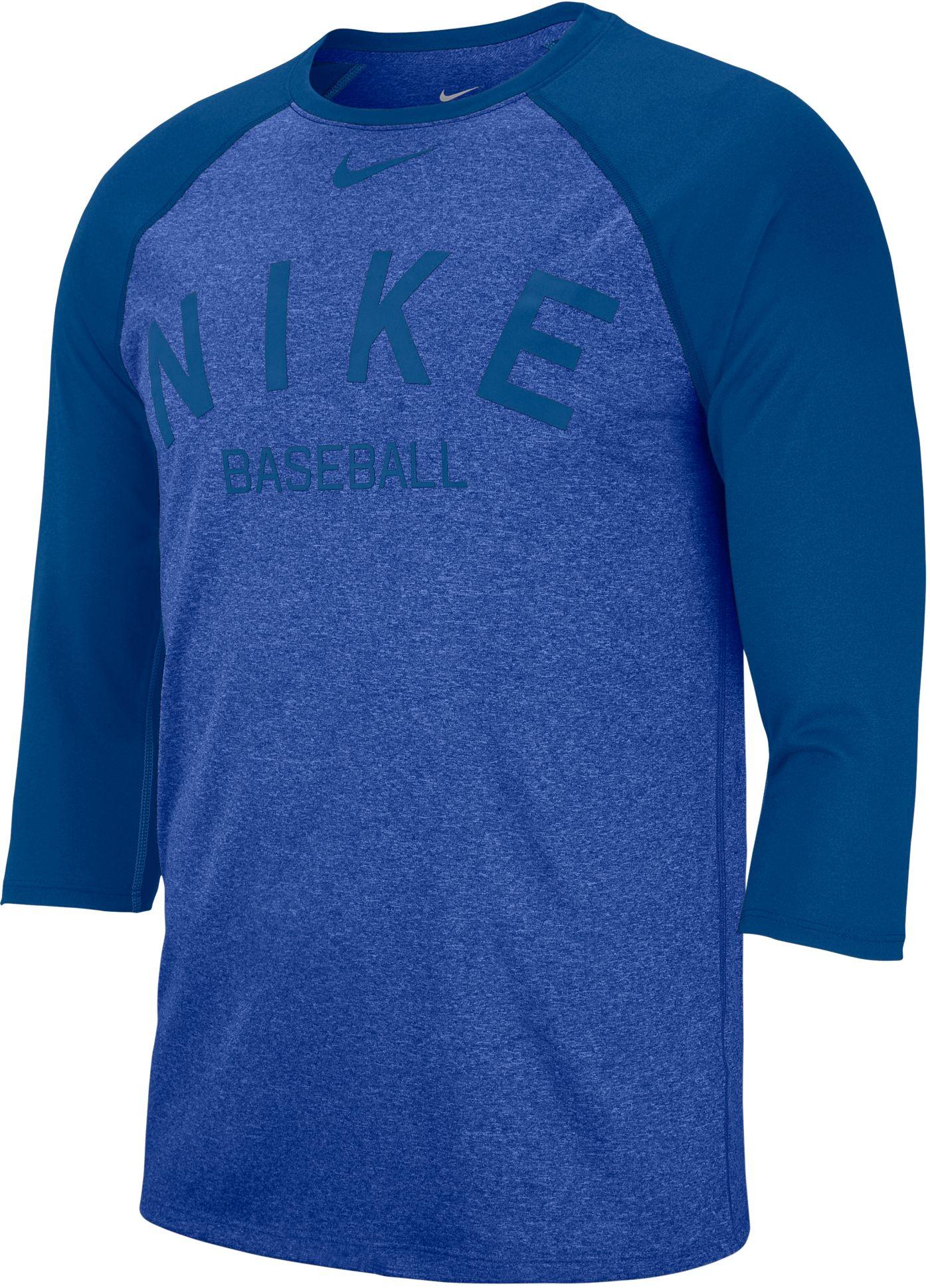 Nike Men's Dry Cross-Dye Legend Baseball T-Shirt