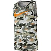 Nike Men's Dry Camo Swoosh Tank Top