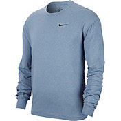 Nike Men's Hyper Dry Long Sleeve Tee