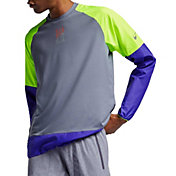Nike Men's Element Mixed Crewneck Pullover