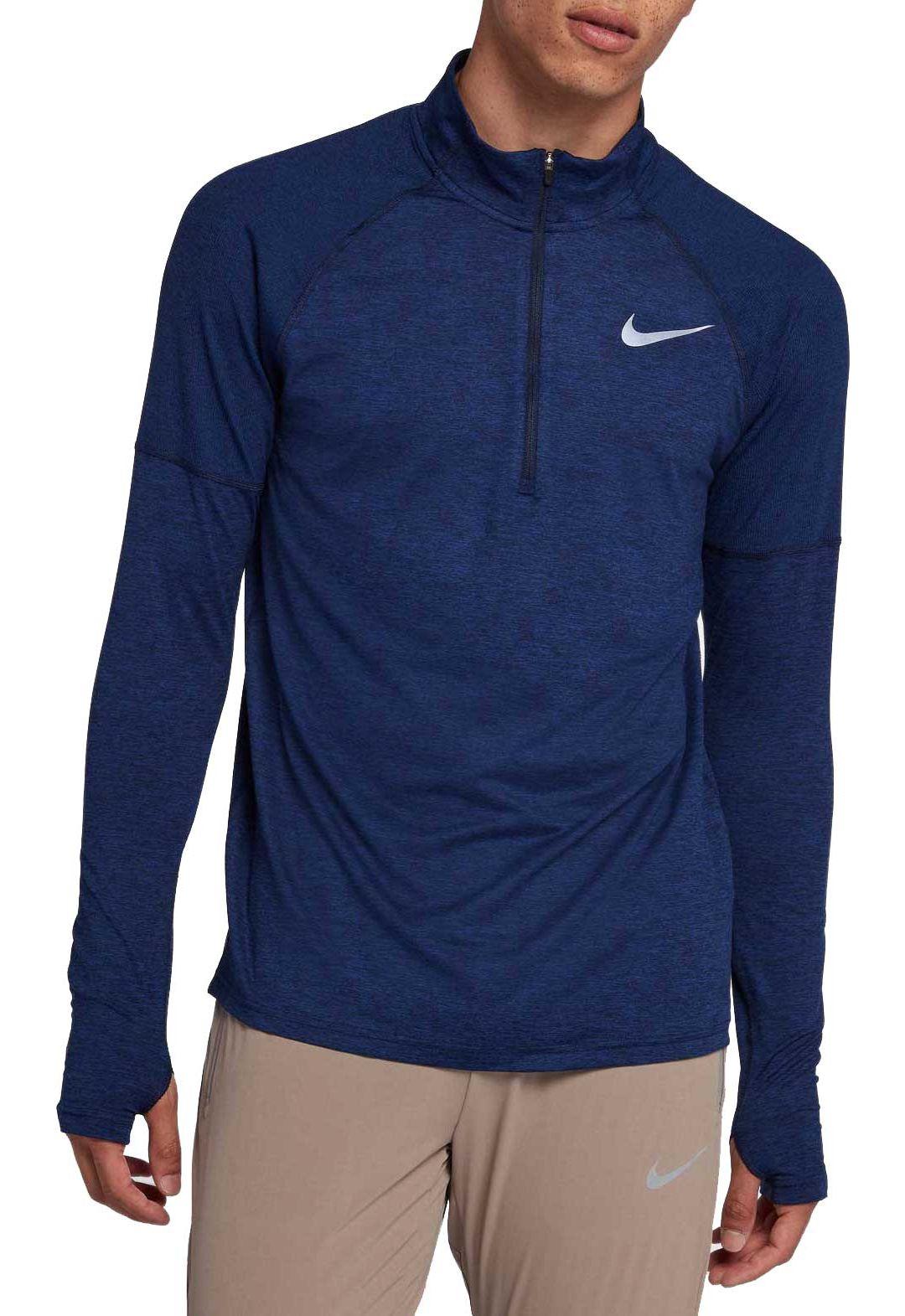 3b47a7229 Nike Men's Element 1/2 Zip Running Shirt   DICK'S Sporting Goods