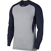 Nike Men's Long-Sleeve Baseball Top