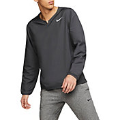 Nike Men's Long-Sleeve Baseball Pullover Jacket