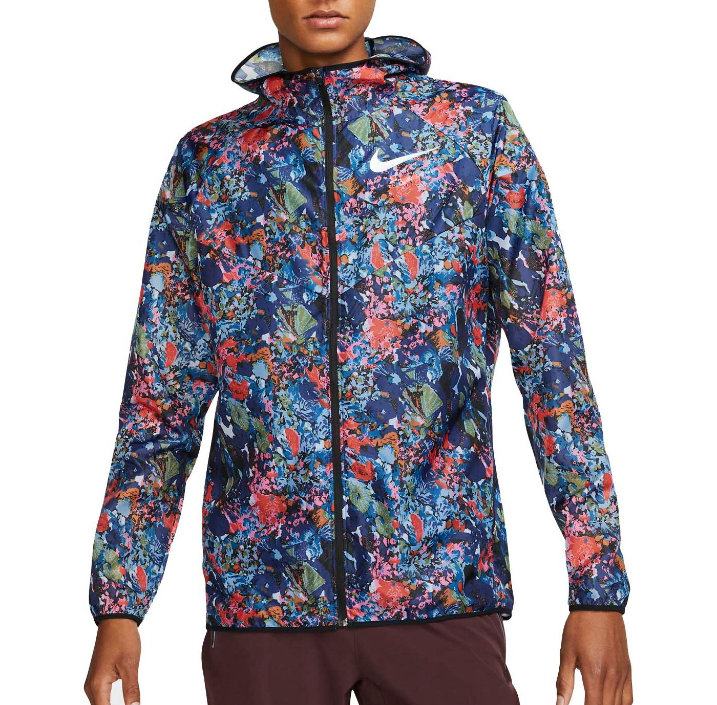 Nike Men's Printed Windrunner Jacket