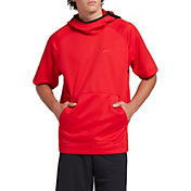 Nike Men's Dri-FIT Spotlight Short Sleeve Hoodie