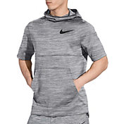 Nike Men's Spotlight Short Sleeve Basketball Hoodie