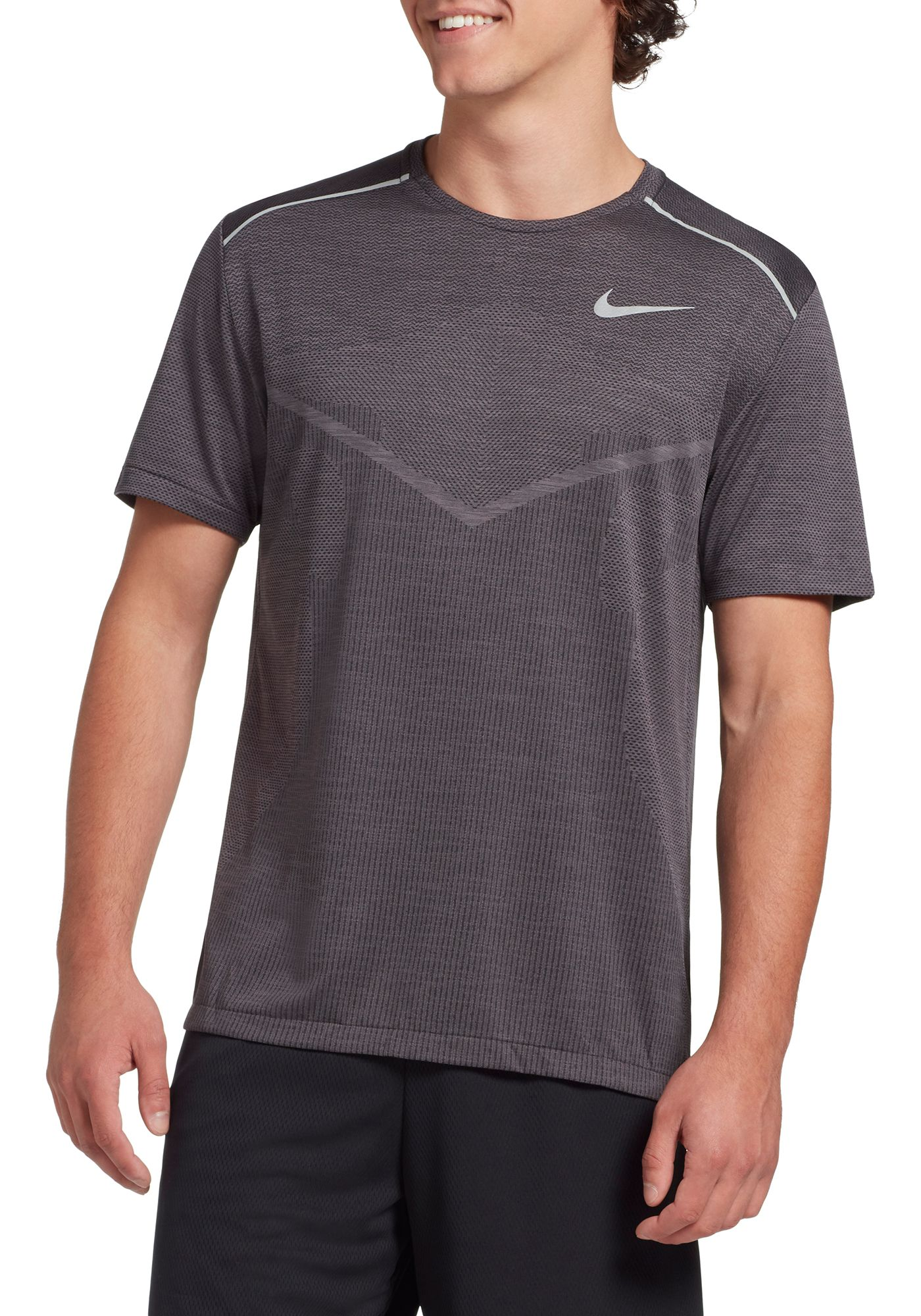 Nike Men's TechKnit Cool Ultra Running Tee