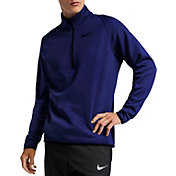 Nike Men's Therma 1/4 Zip Fleece Pullover